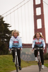 Biking for Osteoporosis Awareness
